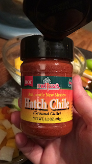 Melissa's Hatch Chile Food Roastings and Recipe 2016 BeckyCharms