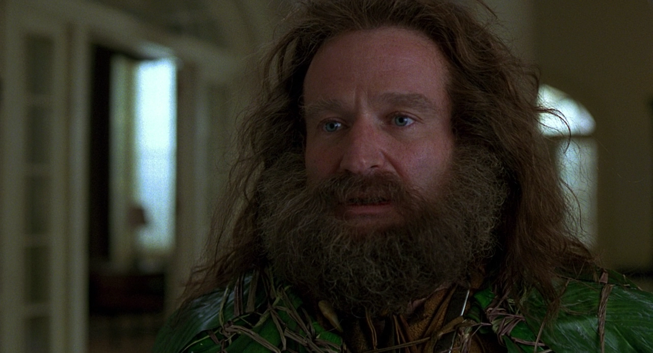 Young Robin Williams Jumanji