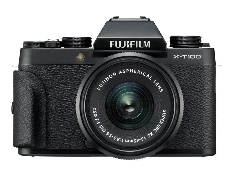 Fuji X-T100 body black