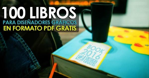 100 libros gratis de diseño gráfico en formato PDF para descargar