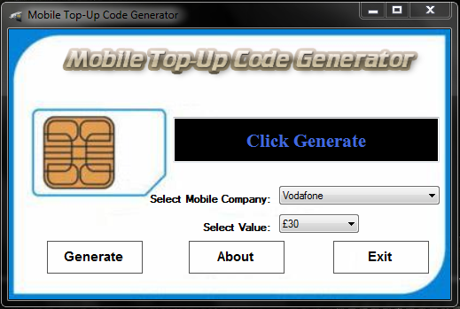 http://androidhackings.blogspot.in/2014/06/mobile-recharge-code-generator-100.html
