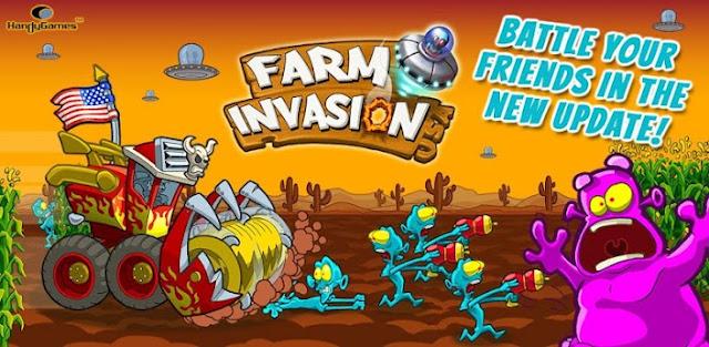 Farm Invasion USA - Premium v1.3.5 Apk Miki