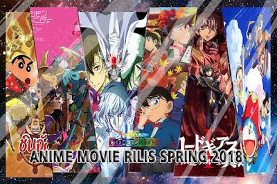 rekomendasi anime movie terbaik rilis spring 2018