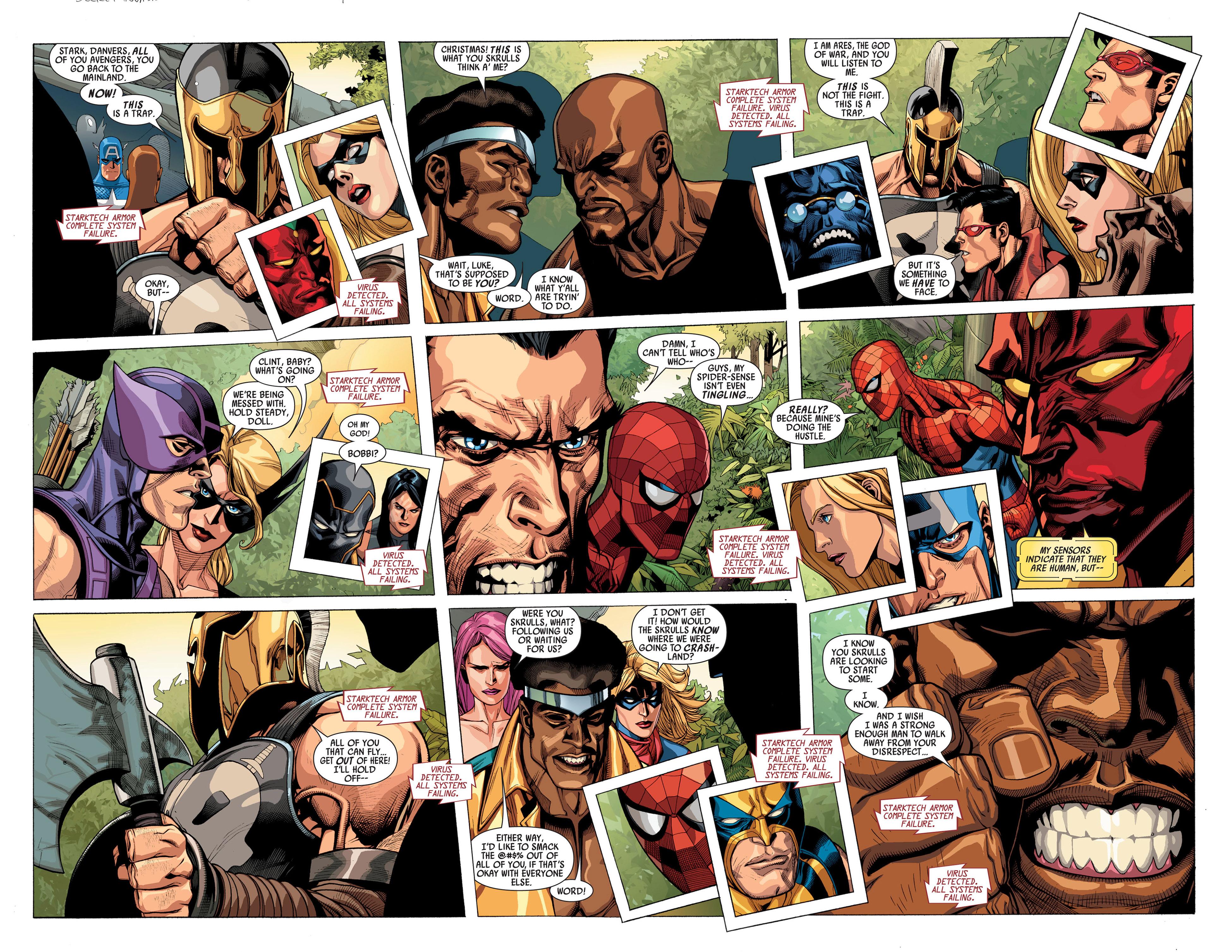 Read online Secret Invasion comic -  Issue #2 - 4