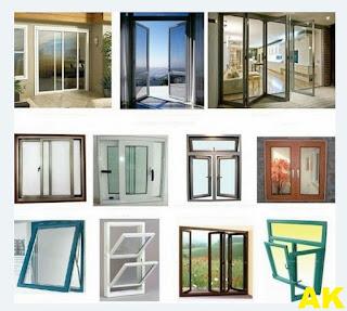 Jasa Pembuatan Jendela Aluminium Murah Bagus Berkualitas