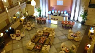 Cafe at Renaissance Riverside Hotel Saigon