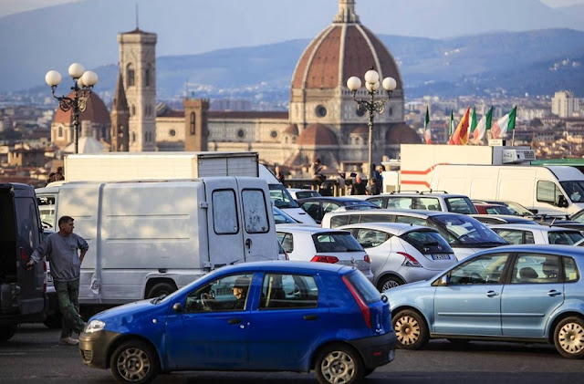 Dirigir em Florença