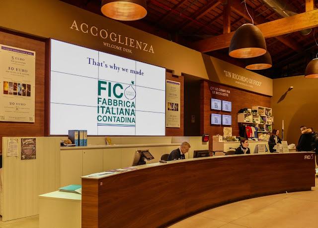 Fico Eataly World, Bologna
