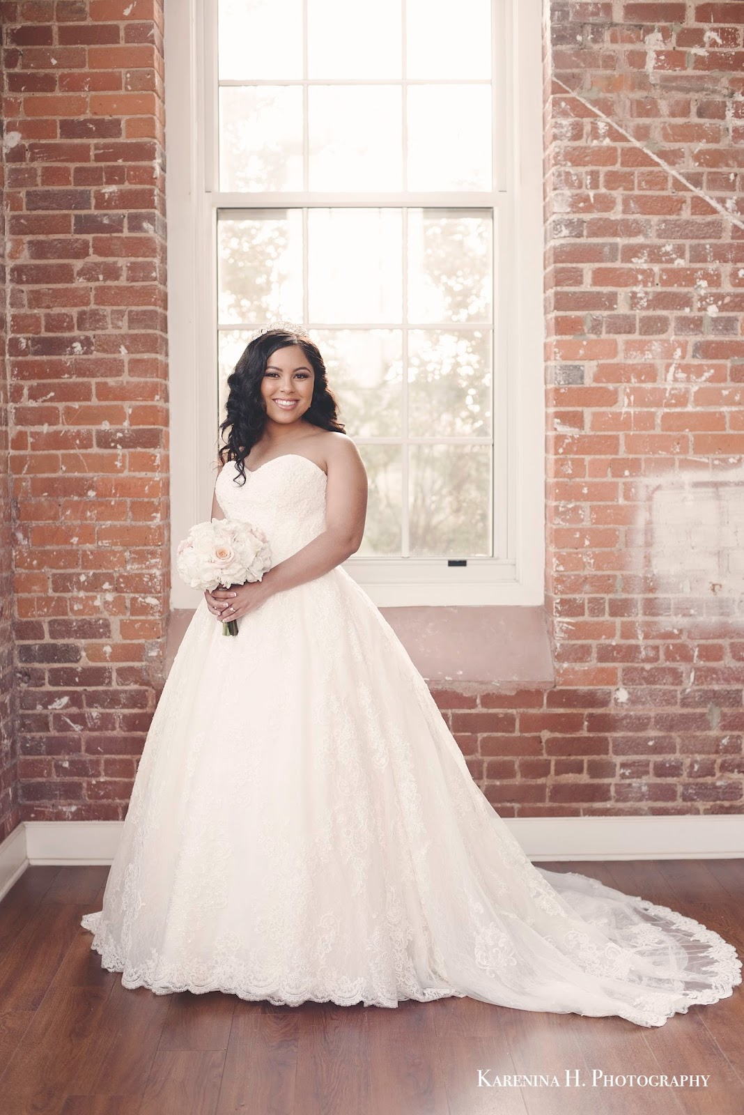 Abigail\'s Bridal Portraits | Charlotte Wedding Photographer ...