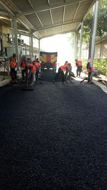 Kontraktor Aspal Jalan Bondowoso Jawa Timur