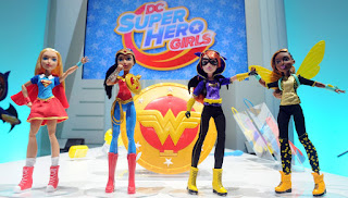Mattel super Hero Toys for Girls, DC Super Hero Girls