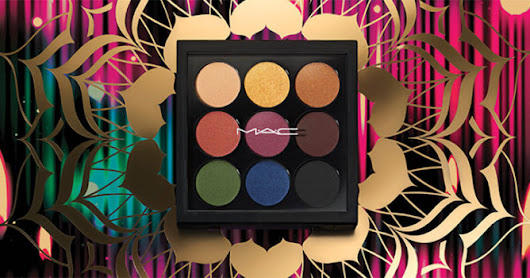 MAC limited edition Diwali collection astonishes