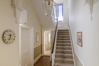 Staircase, 4 Sydney Place, Bath