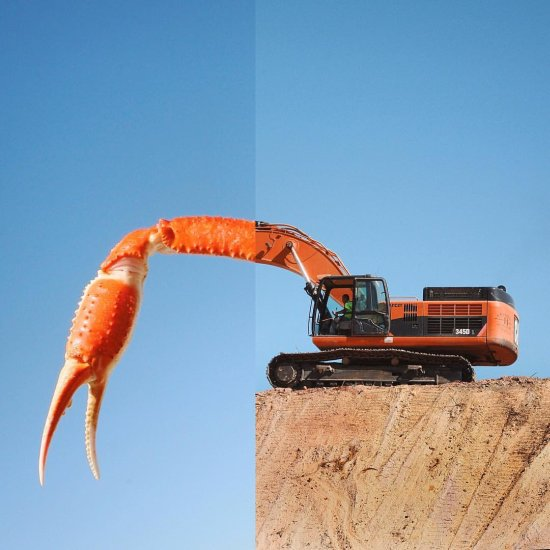 Stephen McMennamy fotografia surreal photoshop mash-ups criatividade divertido arte