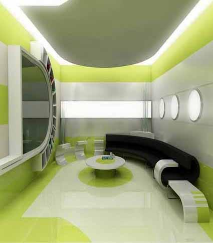 Desain Warna Kamar Mandi Yang Bagus Modern Minimalis ...