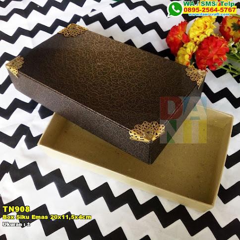 Box Siku Emas 20×11,5x4cm