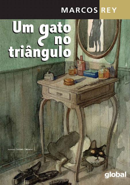 Um gato no triângulo - Marcos Rey