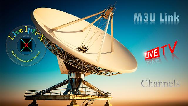 IPTV M3U Channels Link