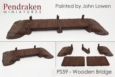 PS59 Wooden Bridge