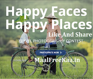 Happy Face Photo Contest