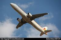 Airbus A321 / EC-JDM