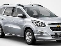 Info Harga & Spesifikasi Chevrolet Spin Bekas 2013 -2017