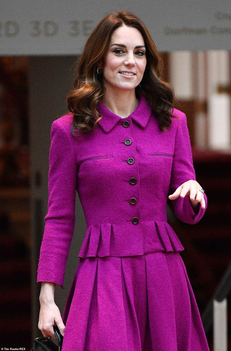 Duchess Kate at the Opera