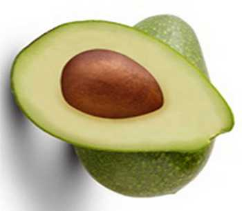 Avocado and its seed