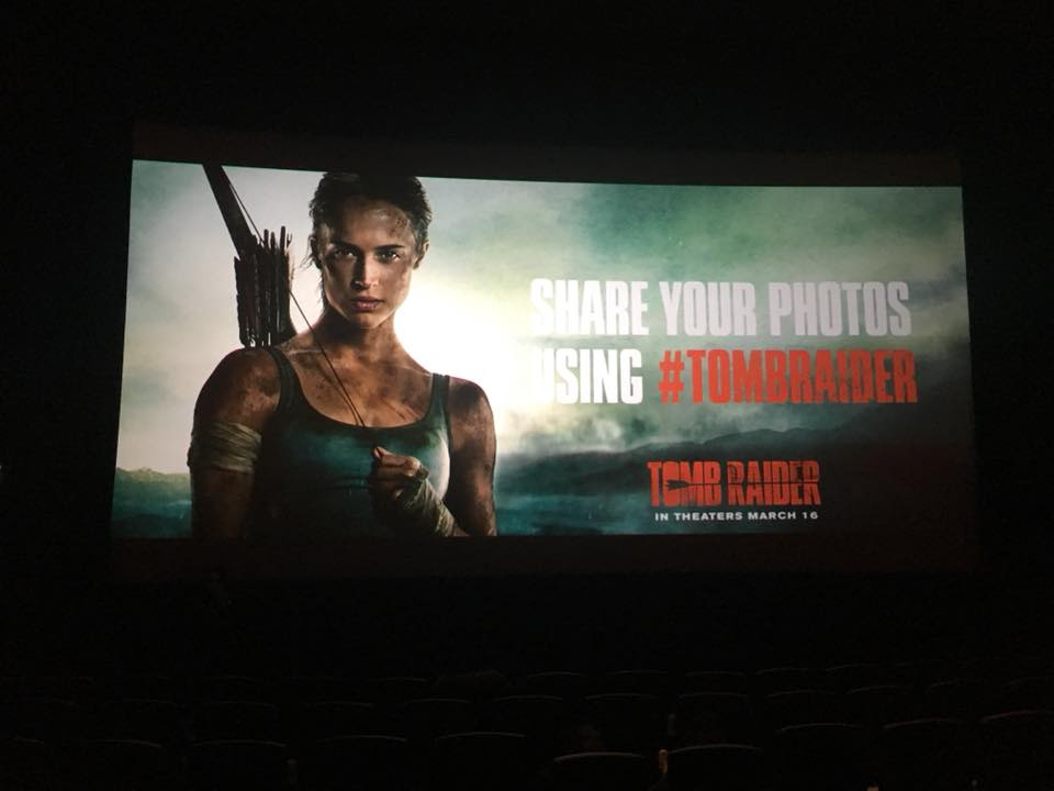 Confessions Of A Cosplay Girl Tomb Raider Advance Movie Review