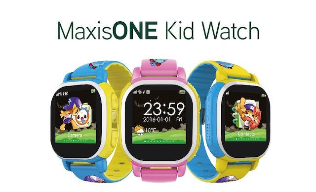MaxisONE Kid - Keep Tabs On Your Children's Location