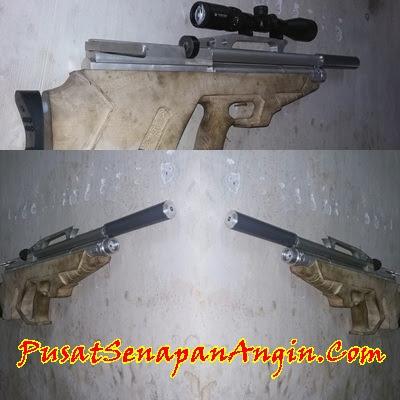 Senapan Gejluk dan PCP Bullpup