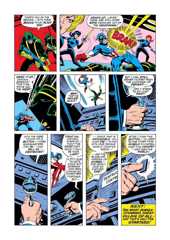 Captain America (1968) Issue #146 #60 - English 22