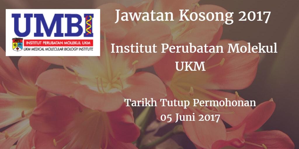 Jawatan Kosong UMBI 05 Juni 2017