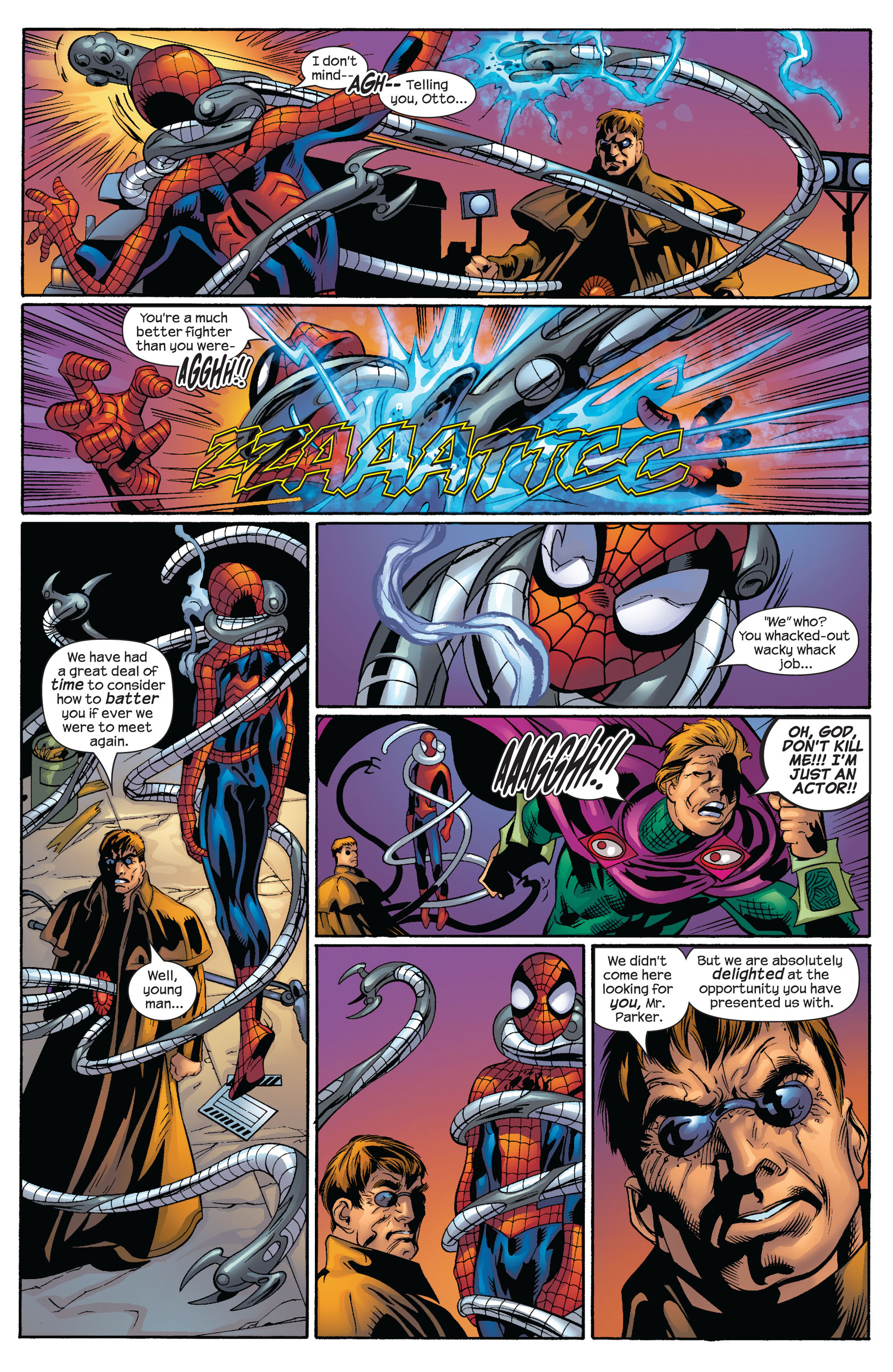 Read online Ultimate Spider-Man (2000) comic -  Issue #56 - 10