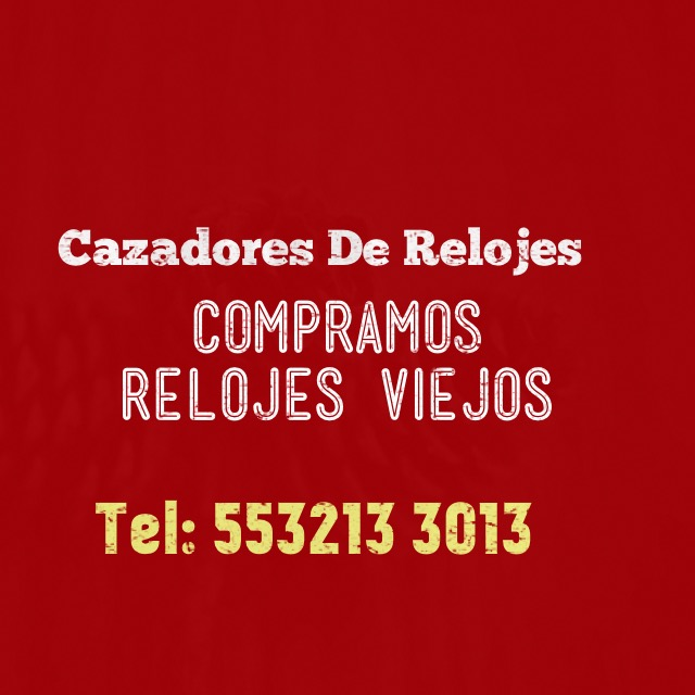 anuncio_compro_relojes_viejos