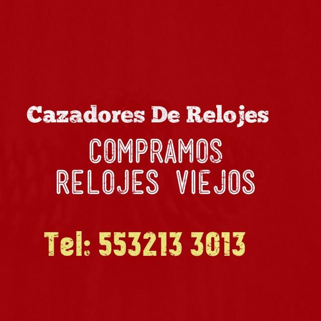 Compro_relojes_viejos