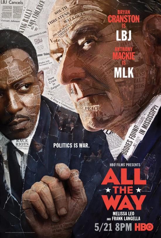 All The Way (2016) ออล เดอะ เวย์ HD ซับไทย