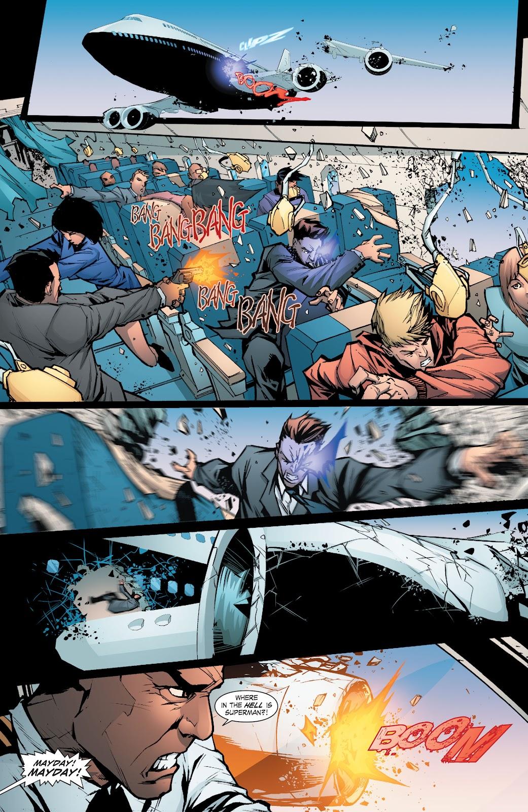 Read online Smallville Season 11 [II] comic -  Issue # TPB 8 - 118