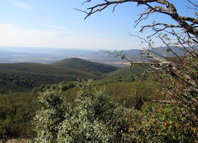 Paisajes del Parque Nacional de Cabañeros