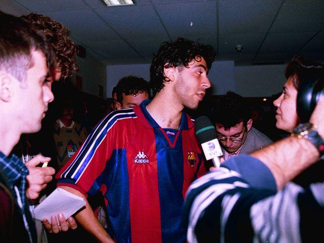 Um dia sonhei com Guardiola e Rui Costa na mesma equipa. b7afd297769ac