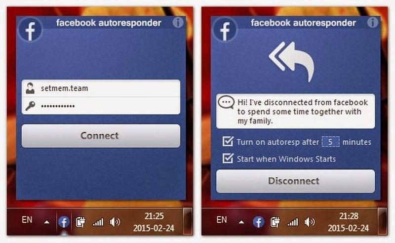 كيف تصنع برنامج آلي لرد على الرسائل في الفيسبوك تلقائيا