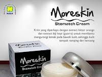 Moreskin Stomatch Cream Solusi Menghilangkan Lemak Berlebih