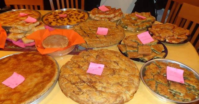 Γιάννενα: Γιορτή πίτας, στη Ζωοδόχο στο Μοναστήρι της Παναγίας