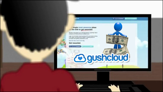 Gushcloud Program Buat Duit Online