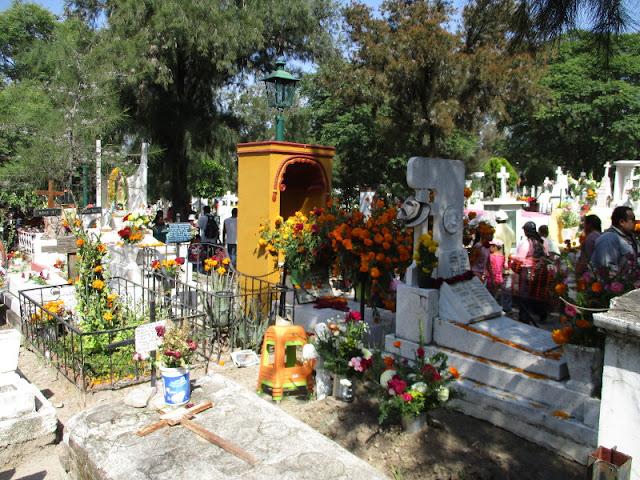 Ofrendas de día de muertos