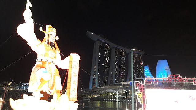 SINGAPORE STOCKS, RIVER HONGBAO 2019
