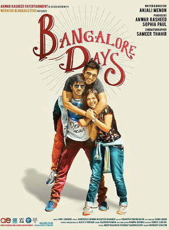 Bangalore Days Official Trailer