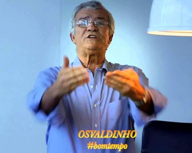 Osvaldo Rabelo Filho pede mais seis meses de licença