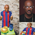 2face Idibia's first son, Nino celebrates 12th birthday in style (images)