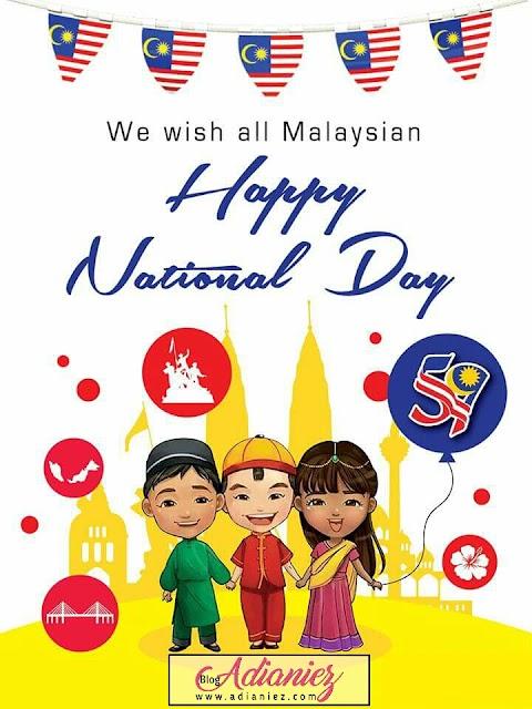 Salam Kemerdekaan Buat Semua Kawan-Kawan :)